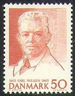 Denmark 1965 Carl Nielsen
