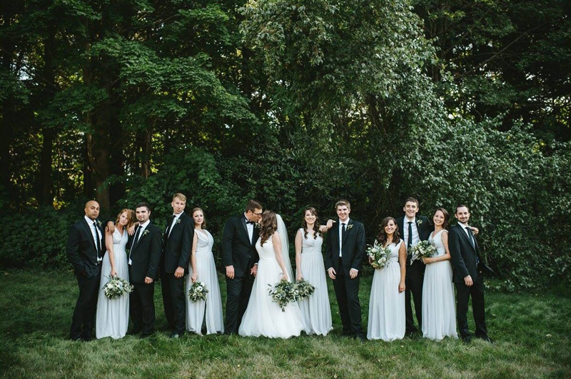 OUR WEDDING!! (A preview)