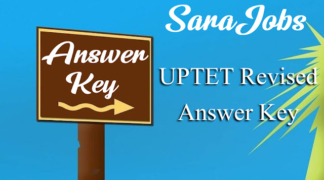 UPTET Revised Answer Key
