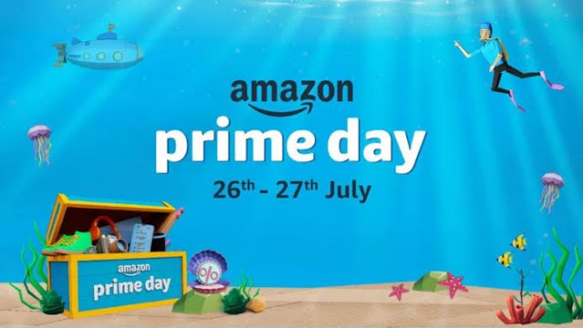Amazon Prime Day Sale is here!!!