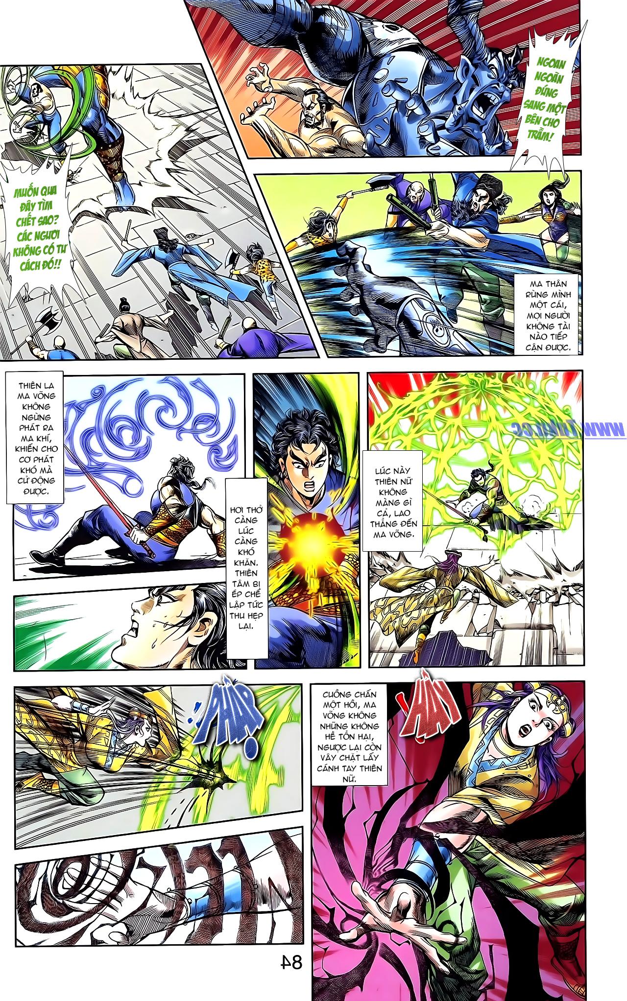 Cơ Phát Khai Chu Bản chapter 161 trang 11