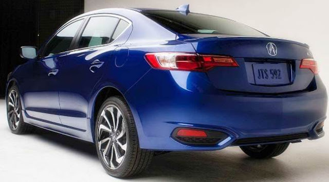 2018 Acura ILX Redesign, Release Date