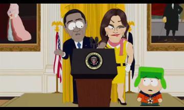 South Park Episodio 19x02 ¿Dónde Está Mi País?