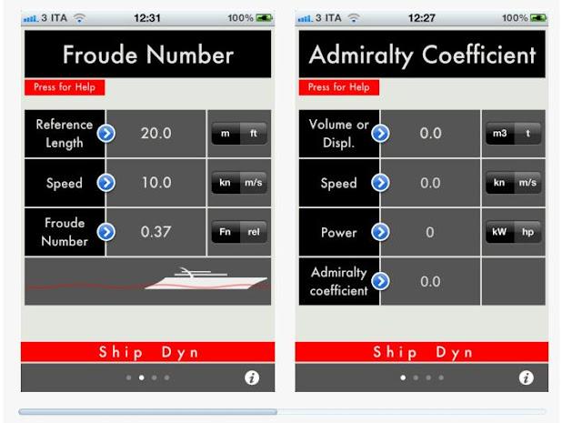 Yacht design progettazione nautica apple app per yacht for App per design