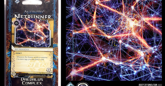 Android: Netrunner - Daedalus Complex data pack - Net Analytics