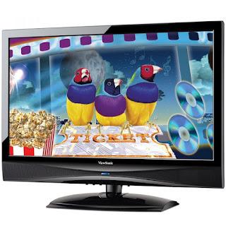 TV dengan fitur 3DT