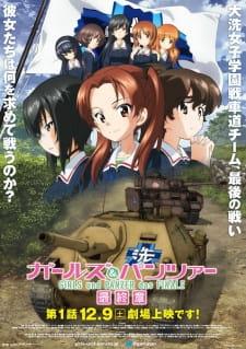 Girls & Panzer Saishuushou Part 1