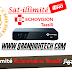 تحديث لجهاز Sat-illimité Echovision Tassili بتاريخ 2019 - 12 - 04