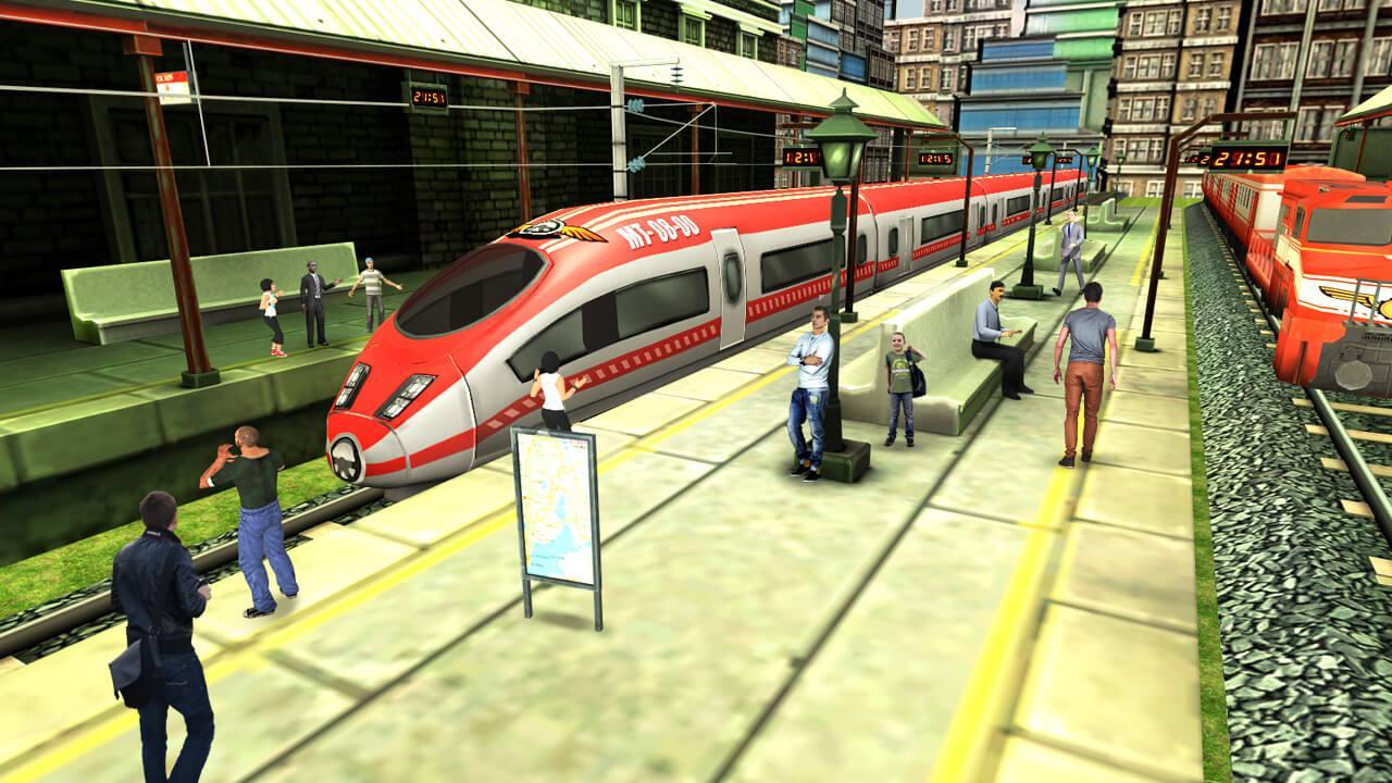 Download Game Train Simulator 2016 Free Full - Game Tegal