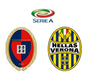 Cagliari vs Hellas Verona match highlights