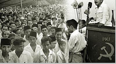 Sejarah awal bergeraknya pemberontakan G30S/PKI - berbagaireviews.com