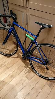 Stolen Bicycle - Giant Defy 2