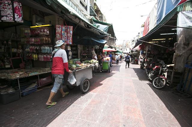 Mercato Talat Mai-Bangkok
