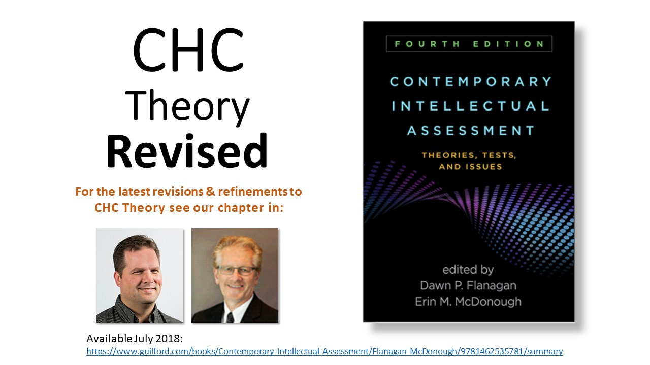 chc theory of intelligence pdf