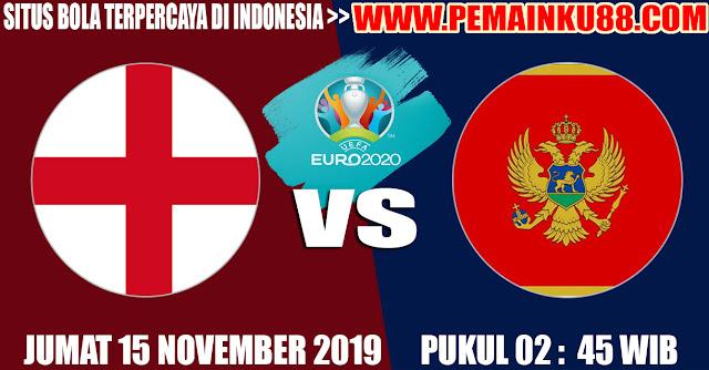 Prediksi Laga Inggris vs Montenegro Di Kualifikasi Eropa 2020