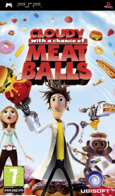 Game Cloudy With A Chance Of Meatballs (Usa) Iso Ppsspp For Android