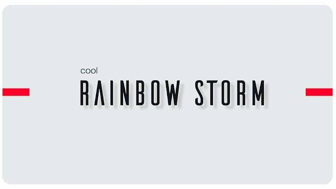 Harris - Rainbow Storm | Slowed ringtones download