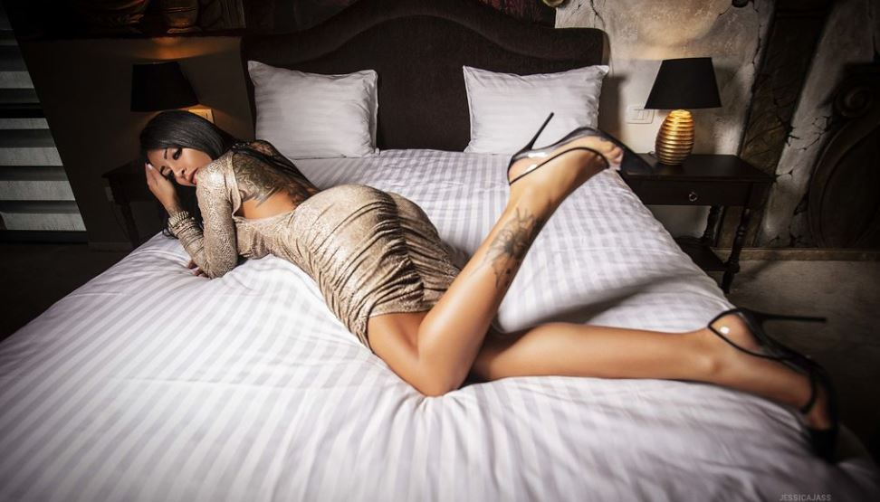 JessicaJass Model GlamourCams