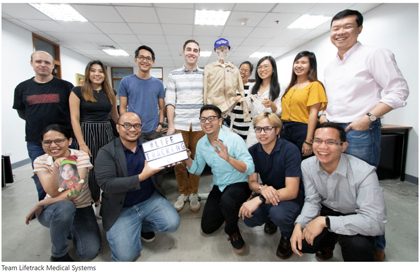 Four startups win Microsoft Emerge X competition at the Philippine Startup Week 2020