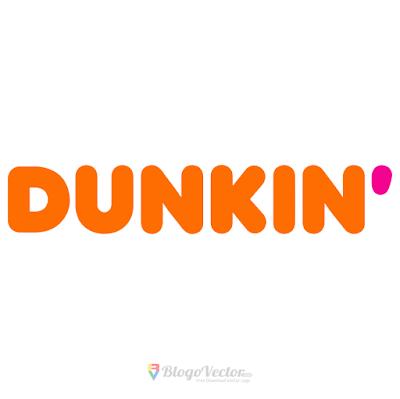 Dunkin' Donuts Logo Vector