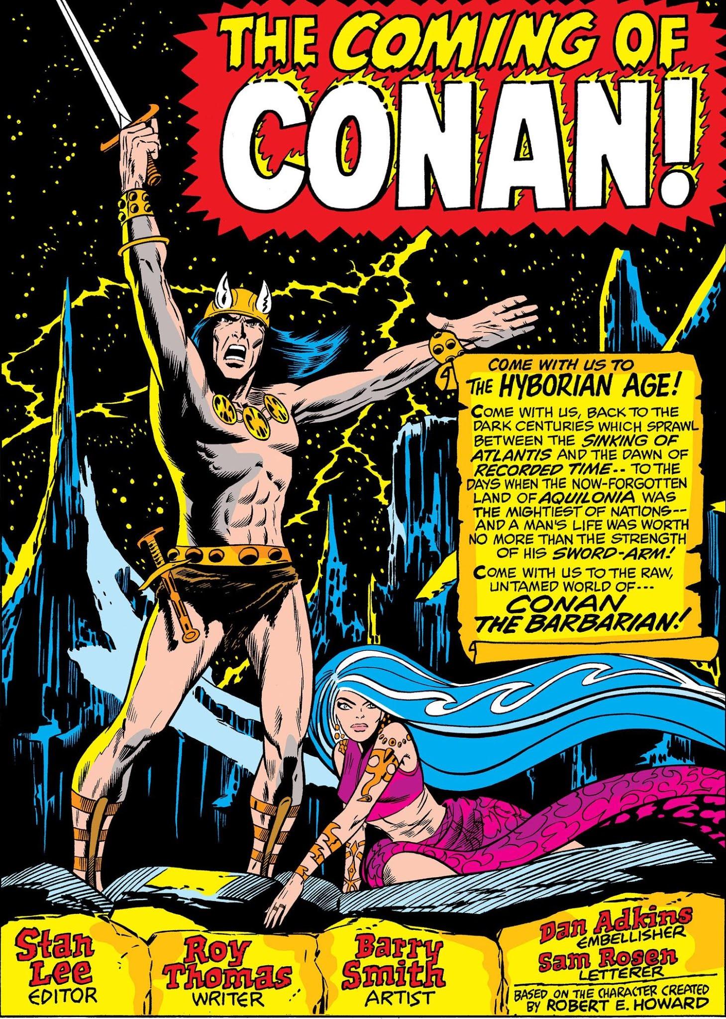 MEMÓRIA EM QUADRINHOS: Conan versus Thongor