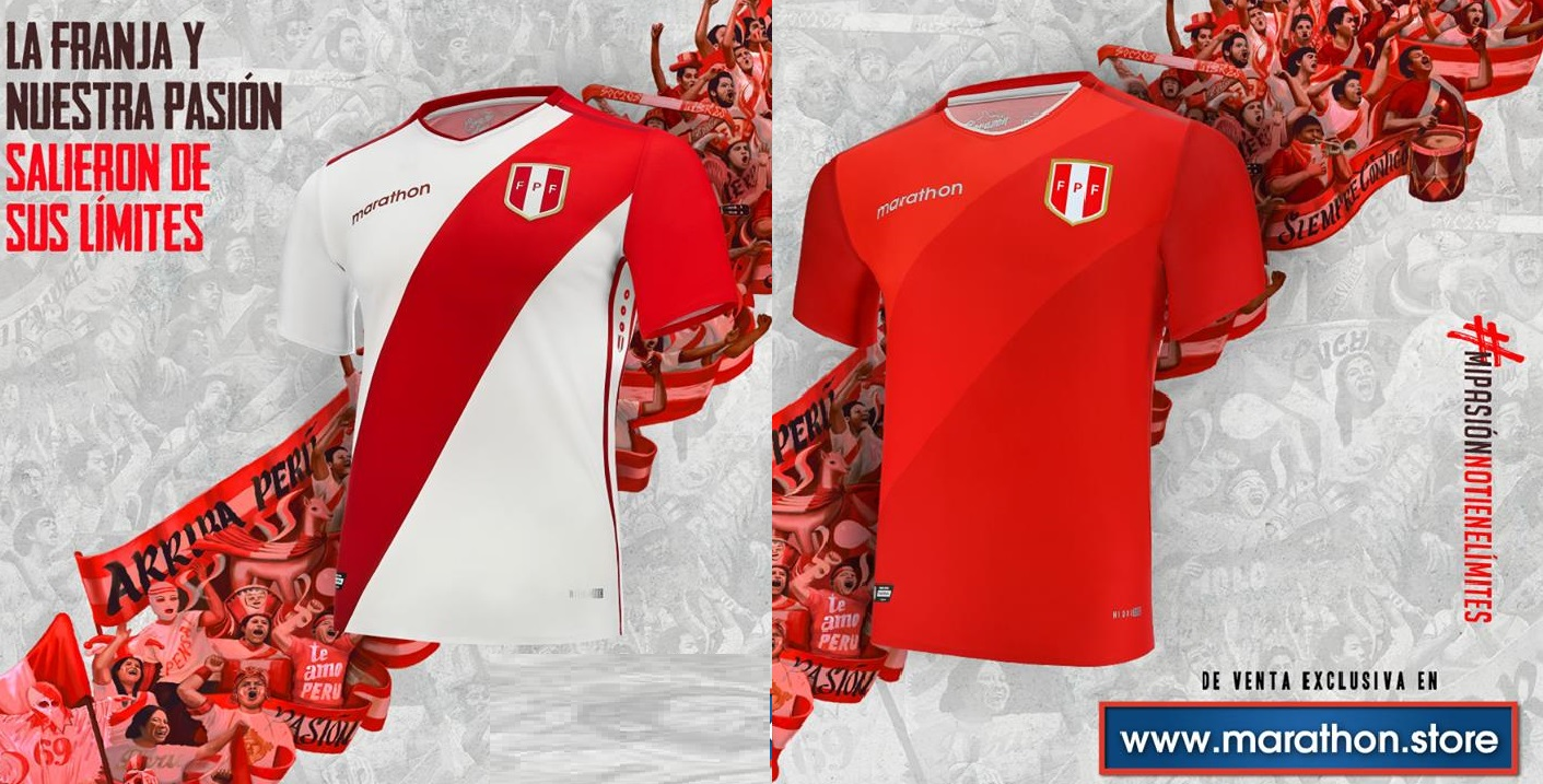 Marathon Sport sarà lo sponsor della selezione del Perù durante il 2022.  Qatar verso qualificazione Ecuador ha presentato il nuovo marchio di  abbigliamento 6032f67a3