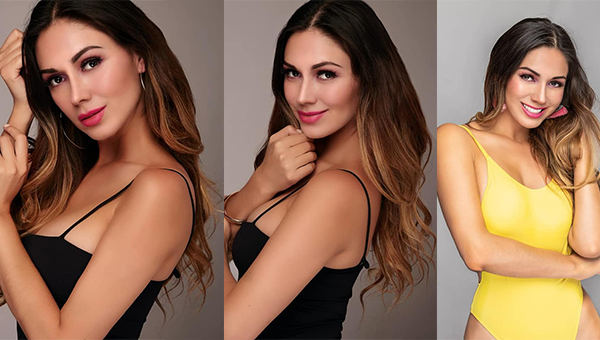 Hany Portocarrero es Miss Global Perú 2019