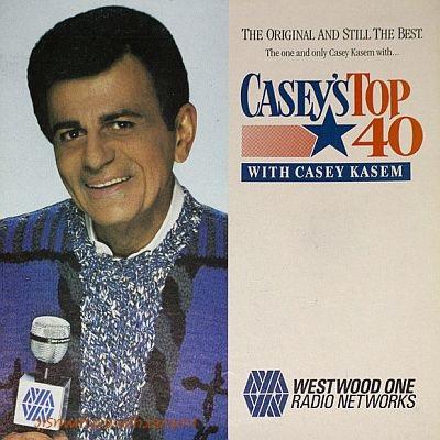 Not Very Pretty Music: Casey Kasem - American Top 40 - 7/21/1979