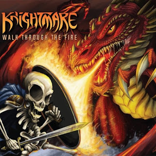 "Ο δίσκος των Knightmare ""Walk Through the Fire"""