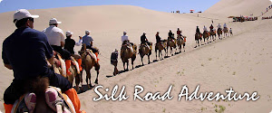 Paket Tour Muslim China Silk Road Promo