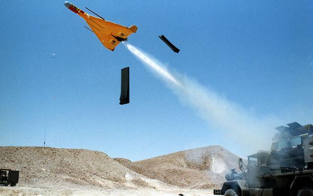anti-radiation ASN-301 drone  loitering munitions