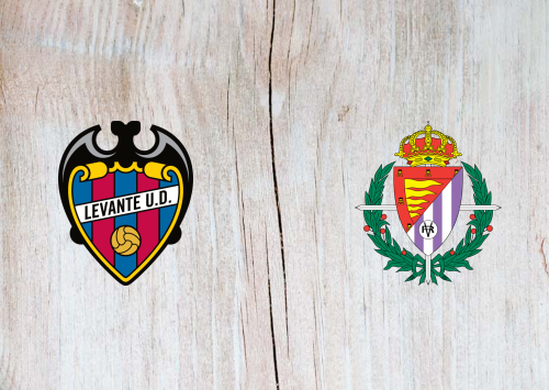 Levante vs Real Valladolid -Highlights 22 January 2021