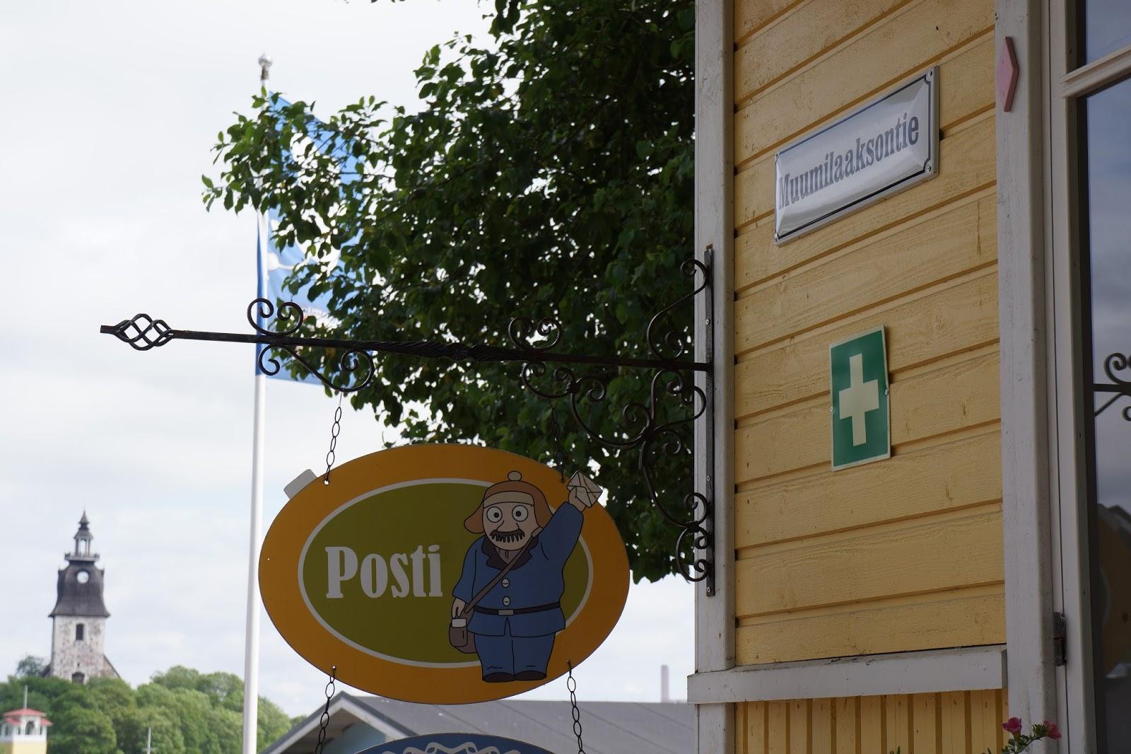 moomin world finland muumilaaksontie