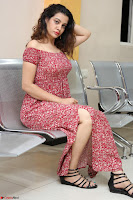 Diksha Panth in a Deep neck Short dress at Maya Mall pre release function ~ Celebrities Exclusive Galleries 117.JPG