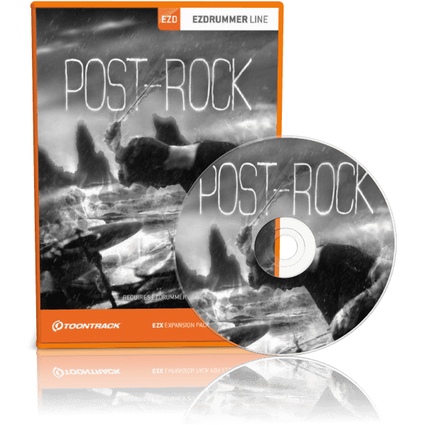 Toontrack Post-Rock EZX Full version