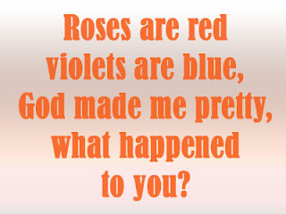 Funny Poems | Roses Are Red