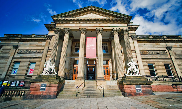 Walker Art Gallery Liverpool
