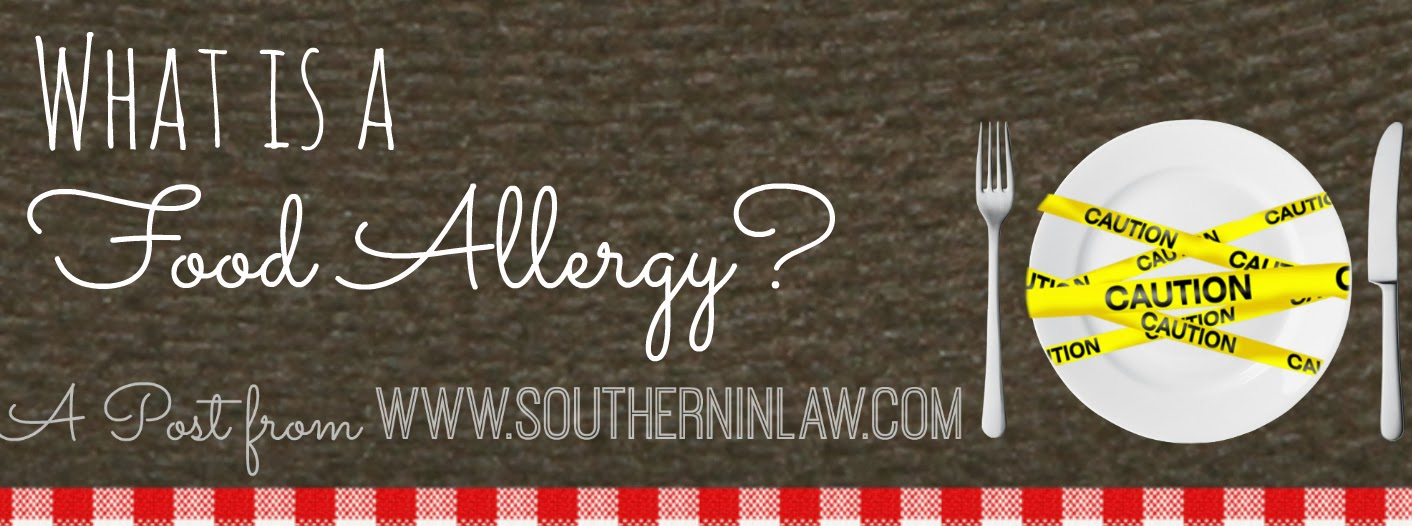 What is a Food Allergy? The difference between food allergies and intolerances