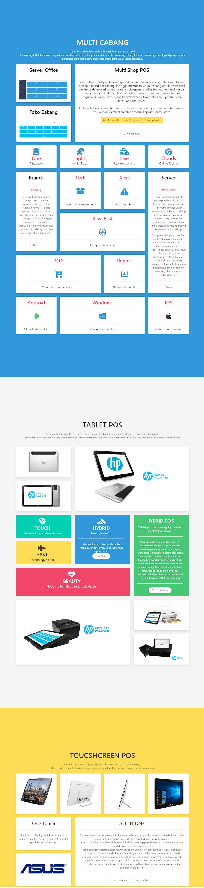 free website template themes vue bulma donwload gratis
