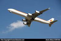 Airbus A340 / EC-IOB