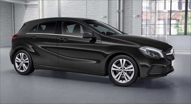 Ngoại thất Mercedes A200 2019 thiết kế thể thao mạnh mẽ