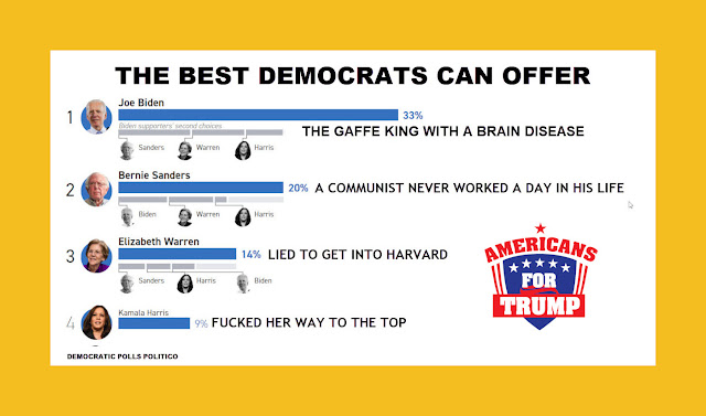 Memes: THE BEST DEMOCRATS CAN OFFER