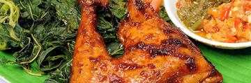 Resep Bumbu Masak Ayam Bakar Lalapan Lezat