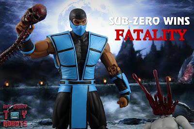 Storm Collectibles Mortal Kombat 3 Classic Sub-Zero 47