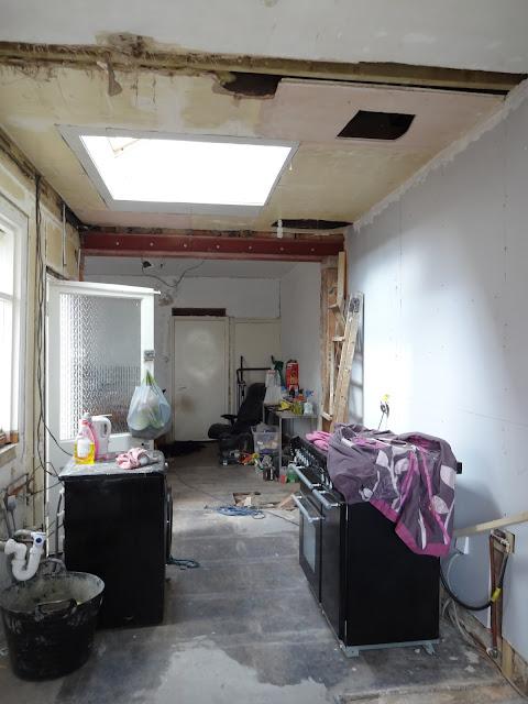 repairing ceilings