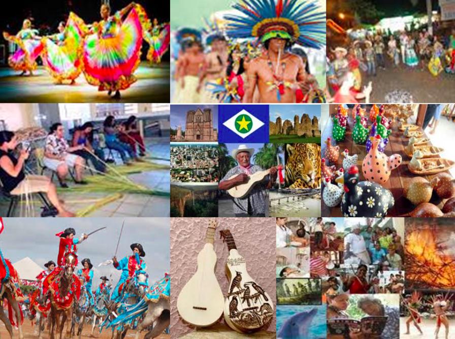 Mato Grosso e Suas Diversidades Socioculturais