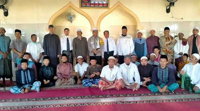 Jaga Situasi Kamtibmas, Kapolres Lotim Silaturahmi ke Ponpes Darul Palah