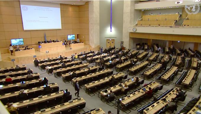 مجموعة جنيف لدعم الصحراء الغربية تعرب عن قلقها إزاء تزايد إنتهاكات حقوق الإنسان في الأراضي المحتلة وتنتقد صمت الأمم المتحدة.