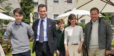Viscount linley sex drugs scandal
