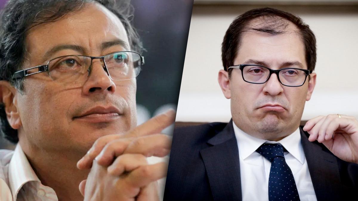 Barbosa debe declarase impedido en el caso de Uribe: Petro